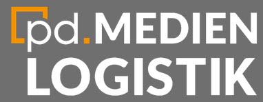 Unternehmens-Logo von pd.MEDIENLOGISTIK GmbH