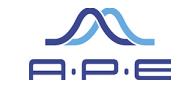 Unternehmens-Logo von APE Angewandte Physik & Elektronik GmbH