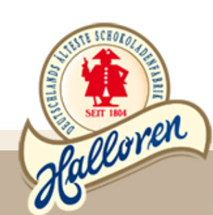 Unternehmens-Logo von Halloren Schokoladenfabrik AG