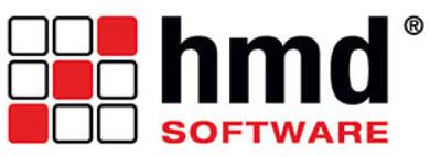 Unternehmens-Logo von hmd-software ag