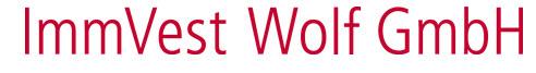 Unternehmens-Logo von ImmVest Wolf GmbH