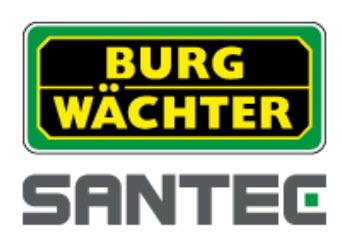 Unternehmens-Logo von SANTEC BW AG