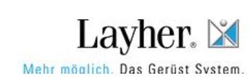 Unternehmens-Logo von Wilhelm Layher GmbH & Co. KG