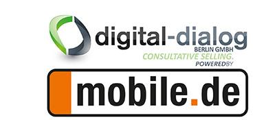 Unternehmens-Logo von mobile.de / digital-dialog GmbH