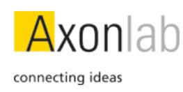 Unternehmens-Logo von Axon Lab AG