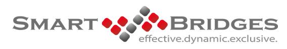 Unternehmens-Logo von Smart Bridges GmbH