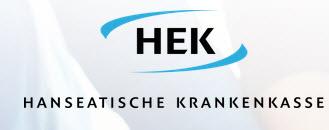 Unternehmens-Logo von HEK - Hanseatische Krankenkasse