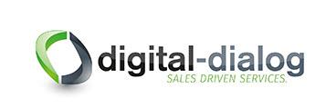 Unternehmens-Logo von digital-dialog GmbH