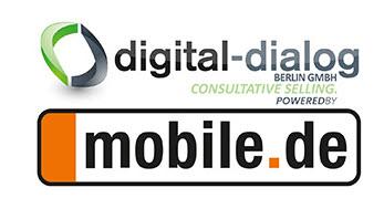 Unternehmens-Logo von digital-dialog Berlin GmbH