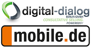 Unternehmens-Logo von digital-dialog Berlin GmbH / mobile.de