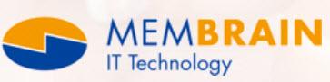 Unternehmens-Logo von Membrain GmbH