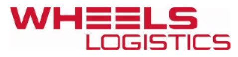 Unternehmens-Logo von WHEELS Logistics GmbH & Co. KG