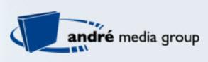 Unternehmens-Logo von andré Werbung Berlin GmbH