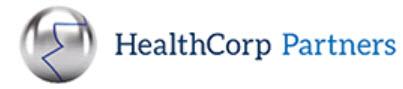 Unternehmens-Logo von HealthCorp Partners GmbH
