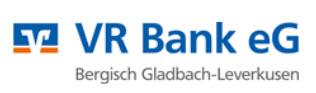 Unternehmens-Logo von VR Bank eG Bergisch Gladbach-Leverkusen