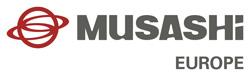 Unternehmens-Logo von Musashi Europe GmbH