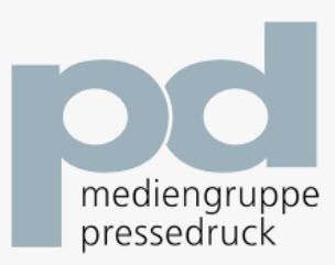 Unternehmens-Logo von Mediengruppe Pressedruck Dienstleistungs-GmbH
