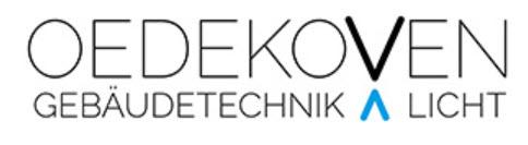 Unternehmens-Logo von Bernd Oedekoven GmbH