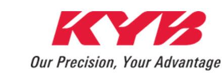 Unternehmens-Logo von KYB Europe GmbH