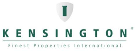 Unternehmens-Logo von KENSINGTON Finest Properties International AG