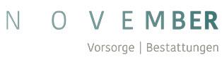 Unternehmens-Logo von November Vorsorge | Bestattungen