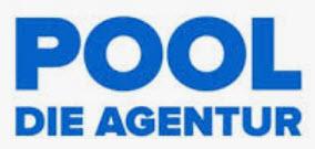 Unternehmens-Logo von POOL. DIE AGENTUR. GmbH