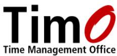 Unternehmens-Logo von TimO-Time Management Office GmbH