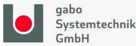 Unternehmens-Logo von gabo Systemtechnik GmbH