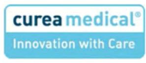 Unternehmens-Logo von curea medical GmbH