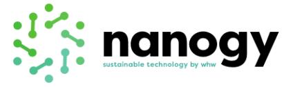 Unternehmens-Logo von nanogy GmbH