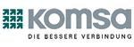Unternehmens-Logo von KOMSA AG