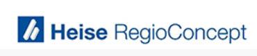 Unternehmens-Logo von Heise RegioConcept GmbH