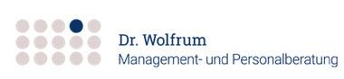 Unternehmens-Logo von Dr. Wolfrum Management- und Personalberatung