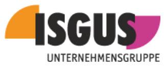 Unternehmens-Logo von ISGUS GmbH
