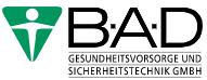 Unternehmens-Logo von B.A.D Gesundheitsvorsorge und Sicherheitstechnik GmbH