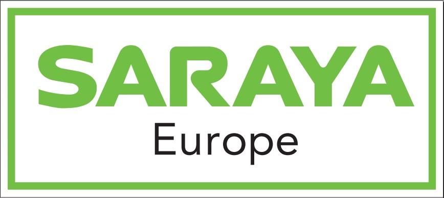 Unternehmens-Logo von SARAYA EUROPE SAS