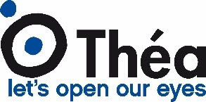 Unternehmens-Logo von Théa Pharma GmbH