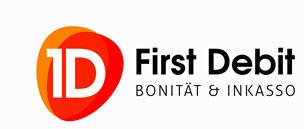 Unternehmens-Logo von First Debit GmbH