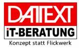 Unternehmens-Logo von DATEXT iT-Beratung GmbH