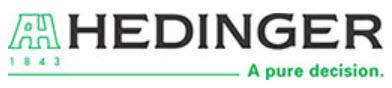 Unternehmens-Logo von Aug. Hedinger GmbH & Co. KG