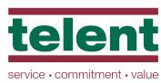 Unternehmens-Logo von telent GmbH